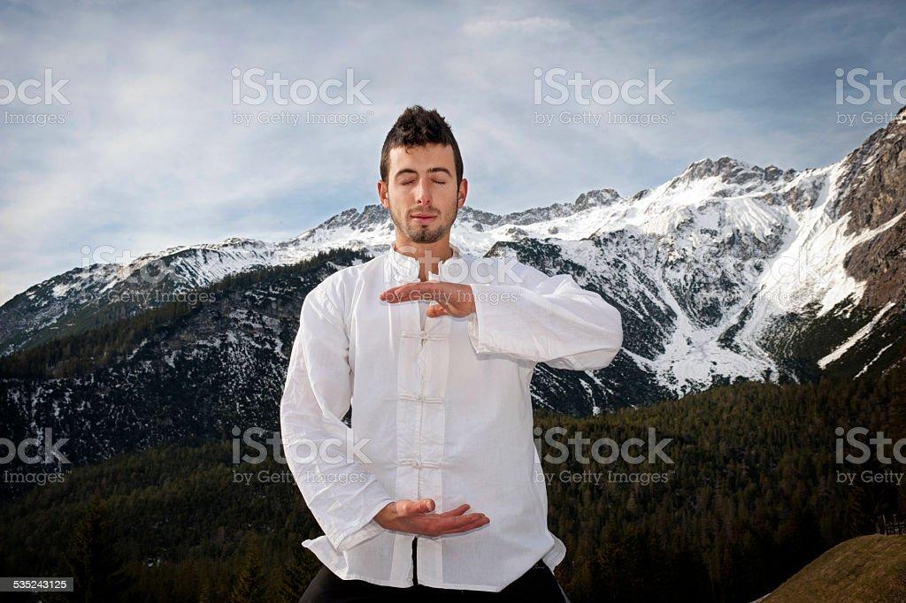 Tai-Chi, Yoga und Yoga Qi Gong – Foto