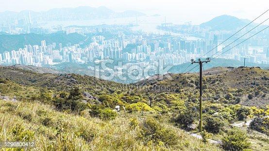 Tai Mo Shan Country Park hong kong