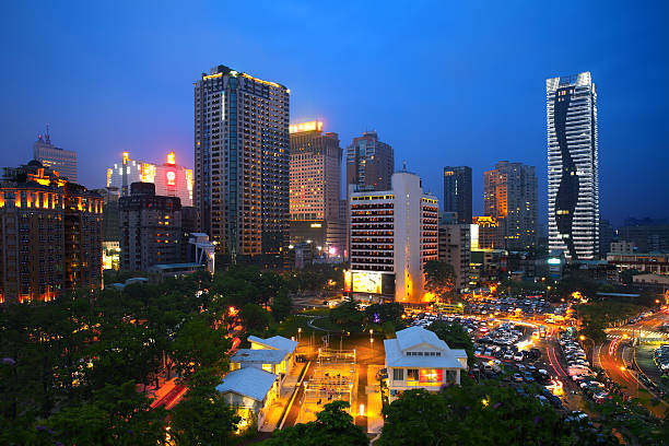 Image result for Taichung downtown