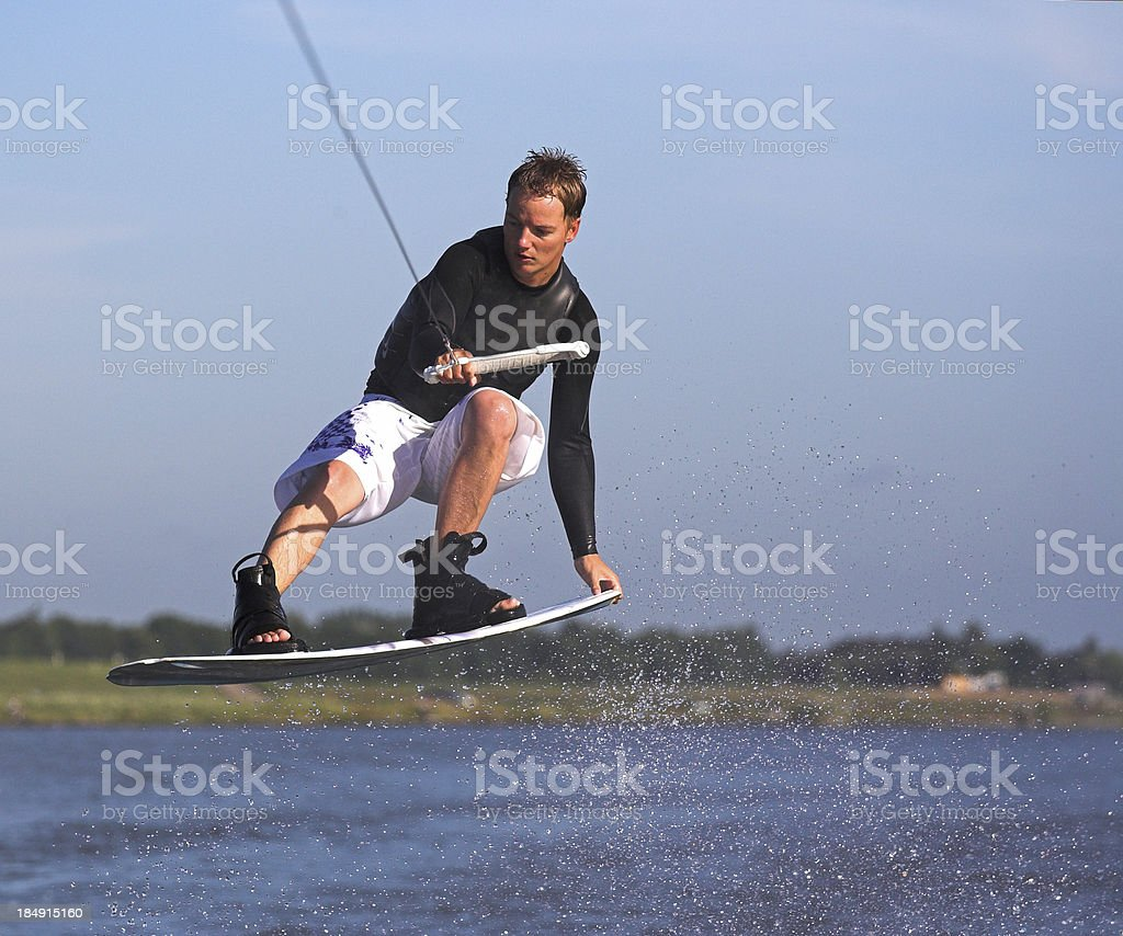 Tailgrab royalty-free stock photo