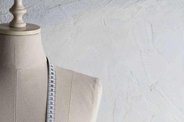 Tailor Mannequin stock photo
