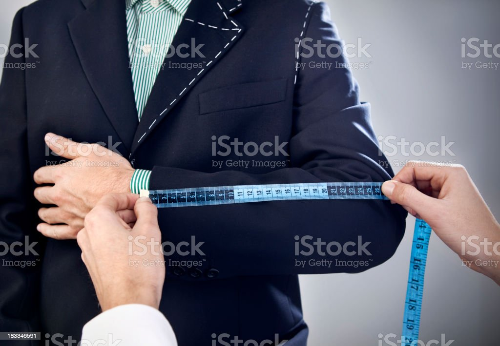Tailor stock photo
