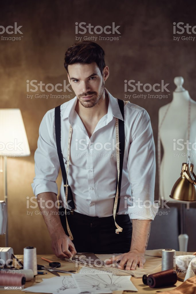 Tailor - Royalty-free 2018 Stock Photo