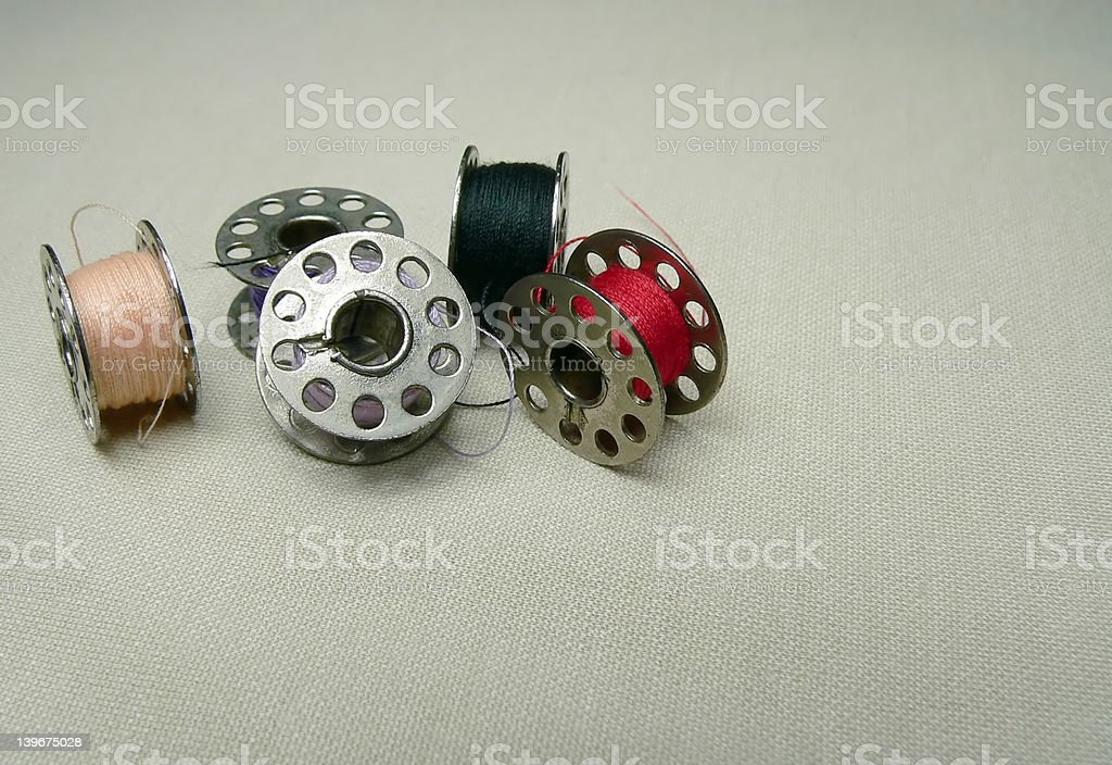 tailor,to sew,thread royalty-free stock photo
