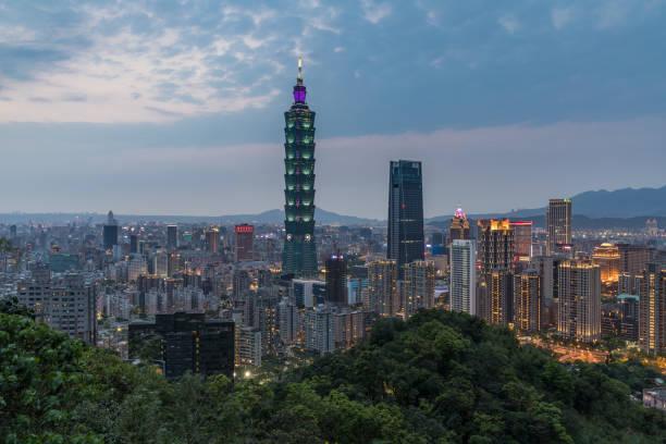 Taipei Cityscape – zdjęcie