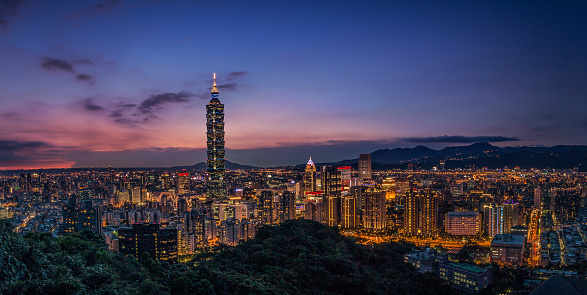 Taipei Stock Photo - Download Image Now