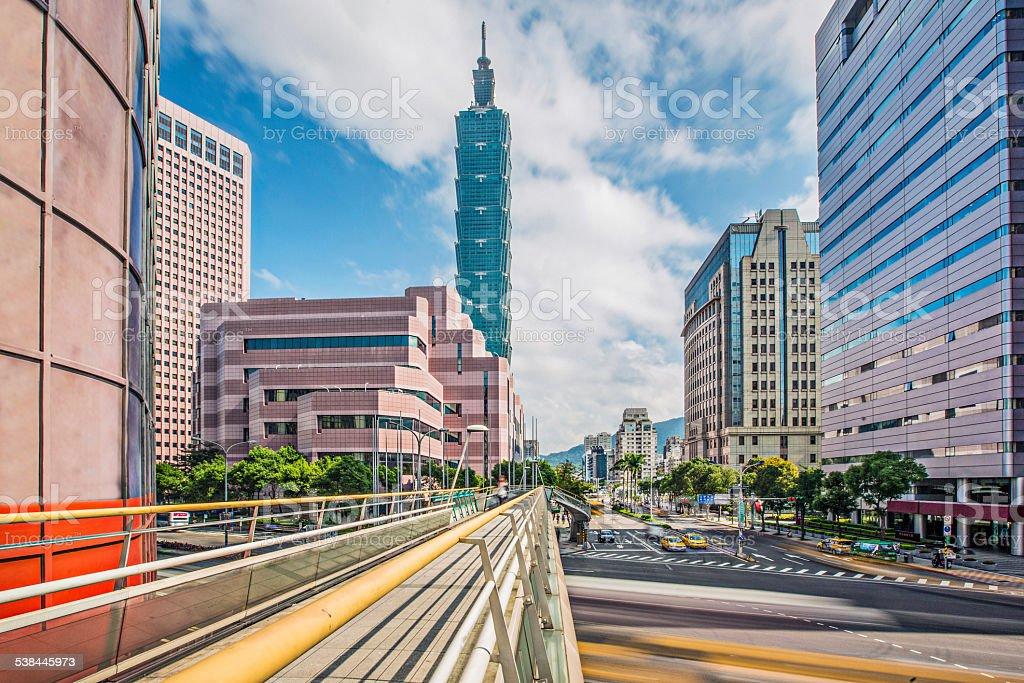 Taipei stock photo