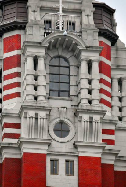 taipei, taiwan - presidential office building, colonial-era architecture - presidential debate стоковые фото и изображения