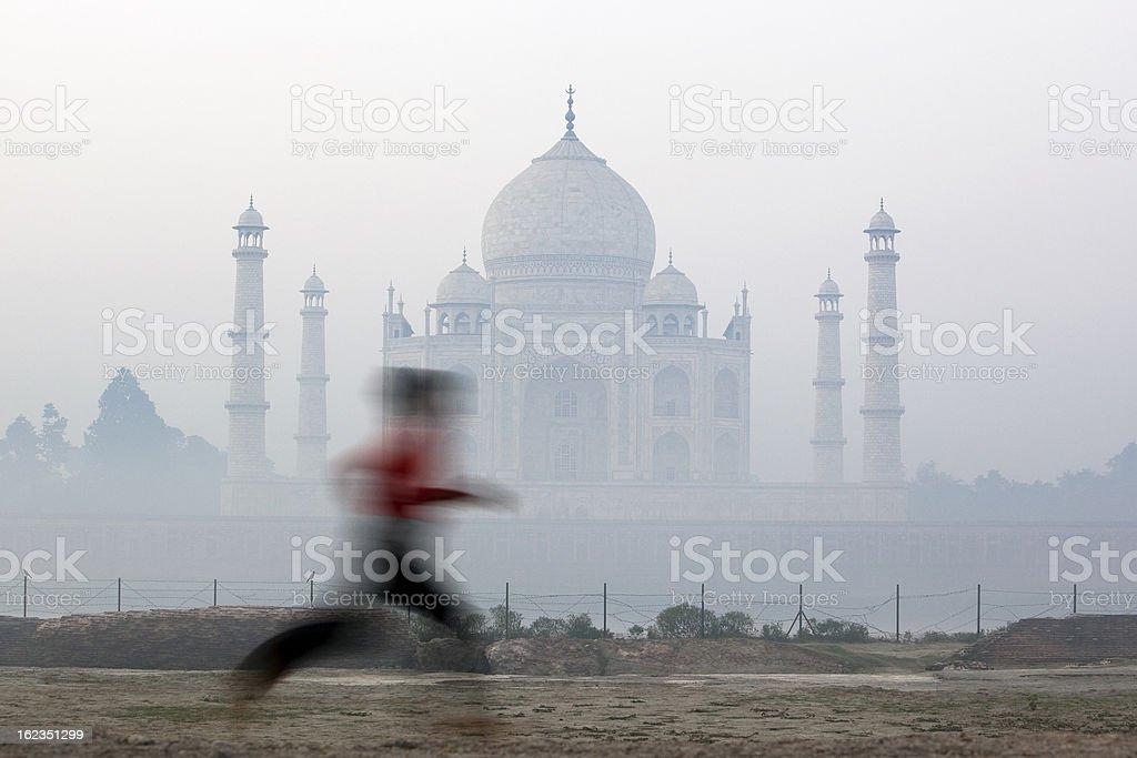 Taj Mahal, Agra, Indien – Foto
