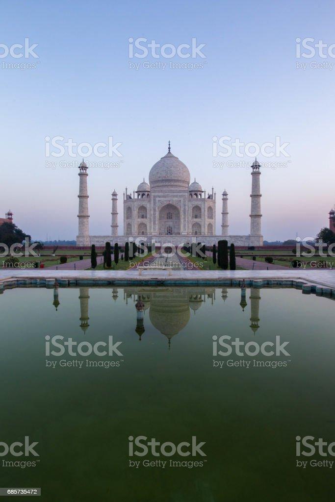 タージ ・ マハル アーグラ, インド ロイヤリティフリーストックフォト