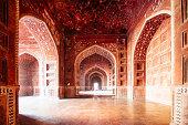 istock Taj Mahal Mosque India 483752415