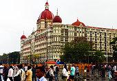istock Taj Mahal Palace, a historic builging in Mumbai, India. Built in 1903 1167560623