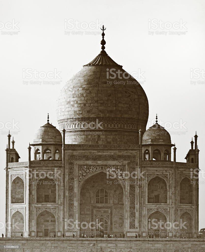 Taj Mahal XXXLarge (35MP) royalty-free stock photo