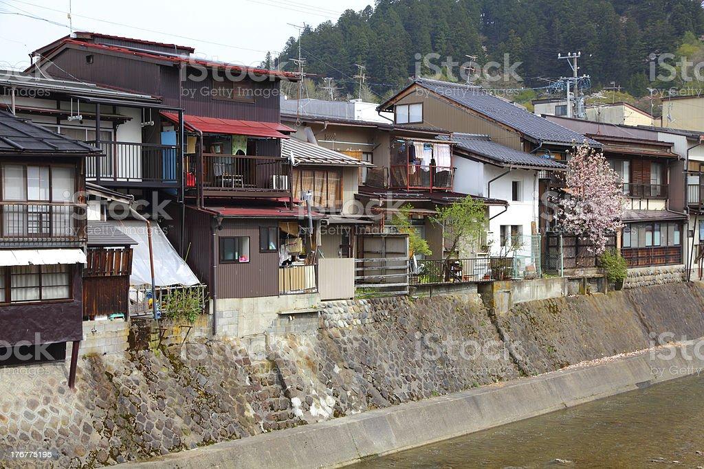 Takayama royalty-free stock photo