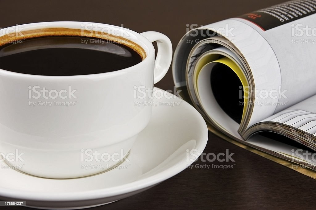 Take a break royalty-free stock photo