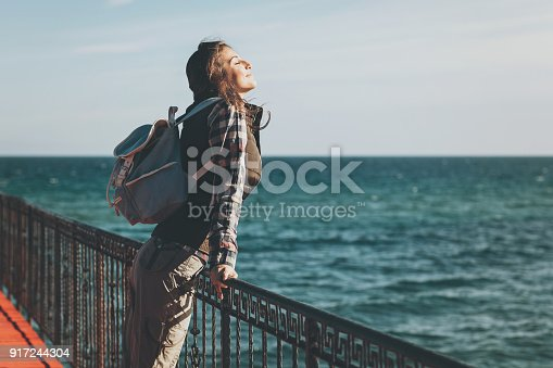 istock Take a moment to appreciate the peace and beauty around 917244304