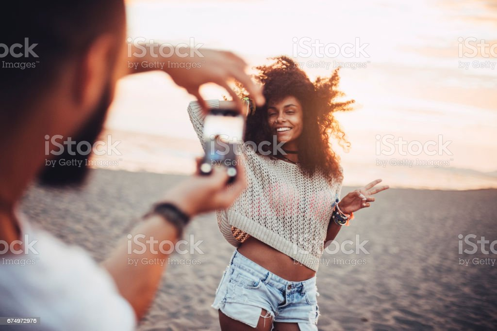 Take a picture of me honey stock photo