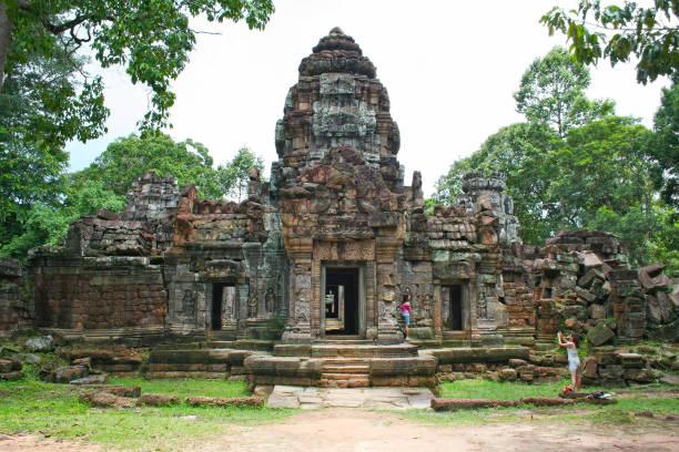 Take as in Siem Reap stock photo
