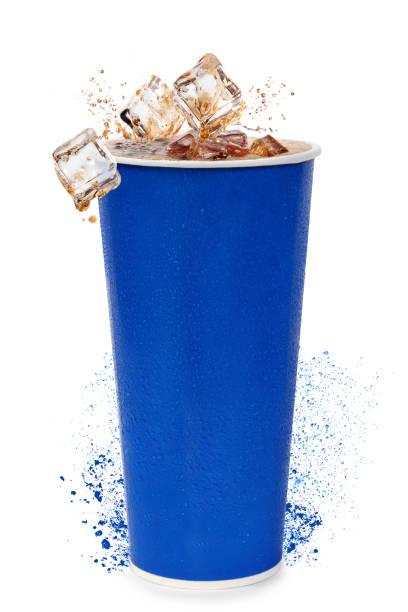 Tasse mit Getränk mitnehmen – Foto
