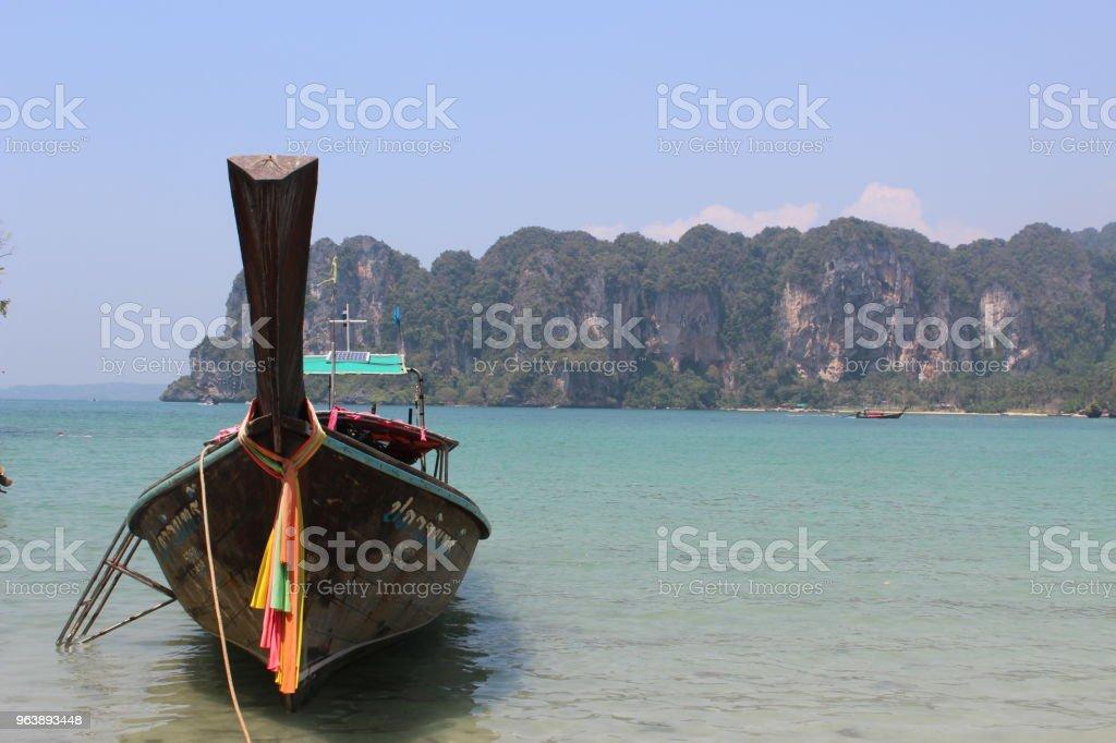 Take me back to summer paradise - Royalty-free Asia Stock Photo