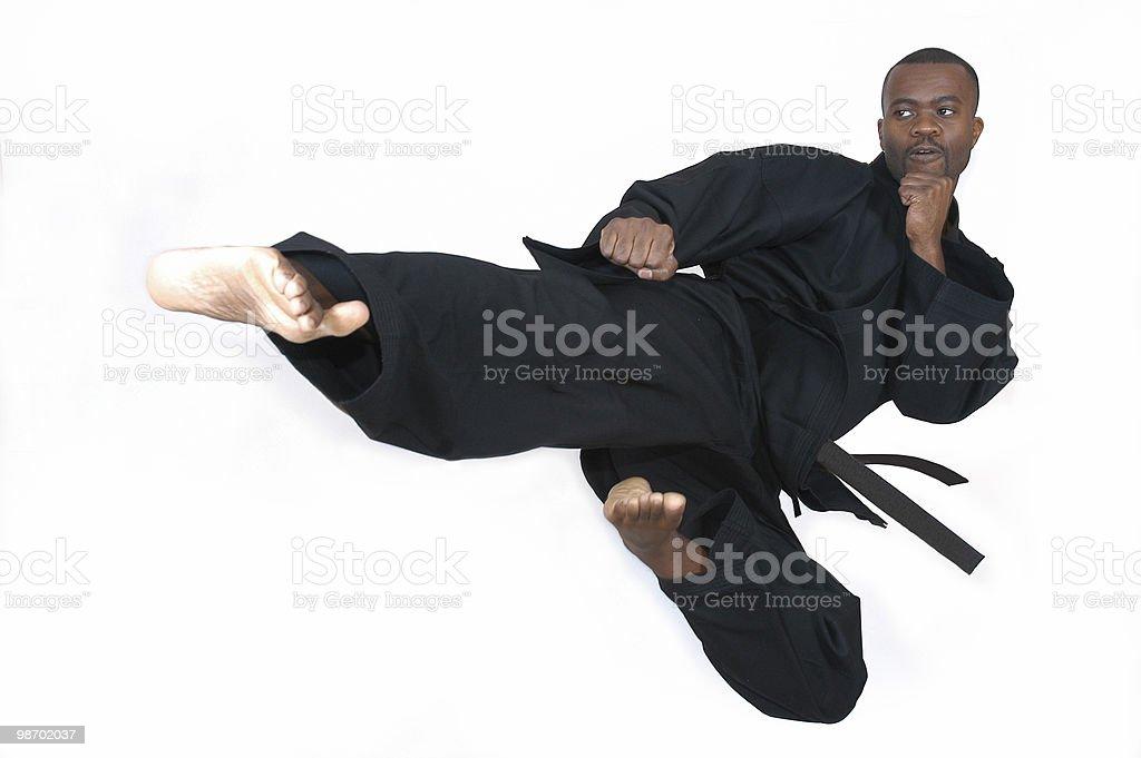 Take off royalty-free stock photo