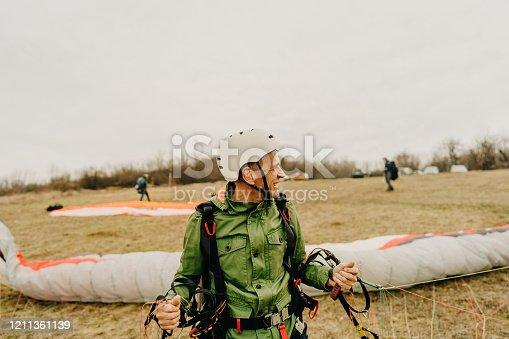 istock Take off time 1211361139