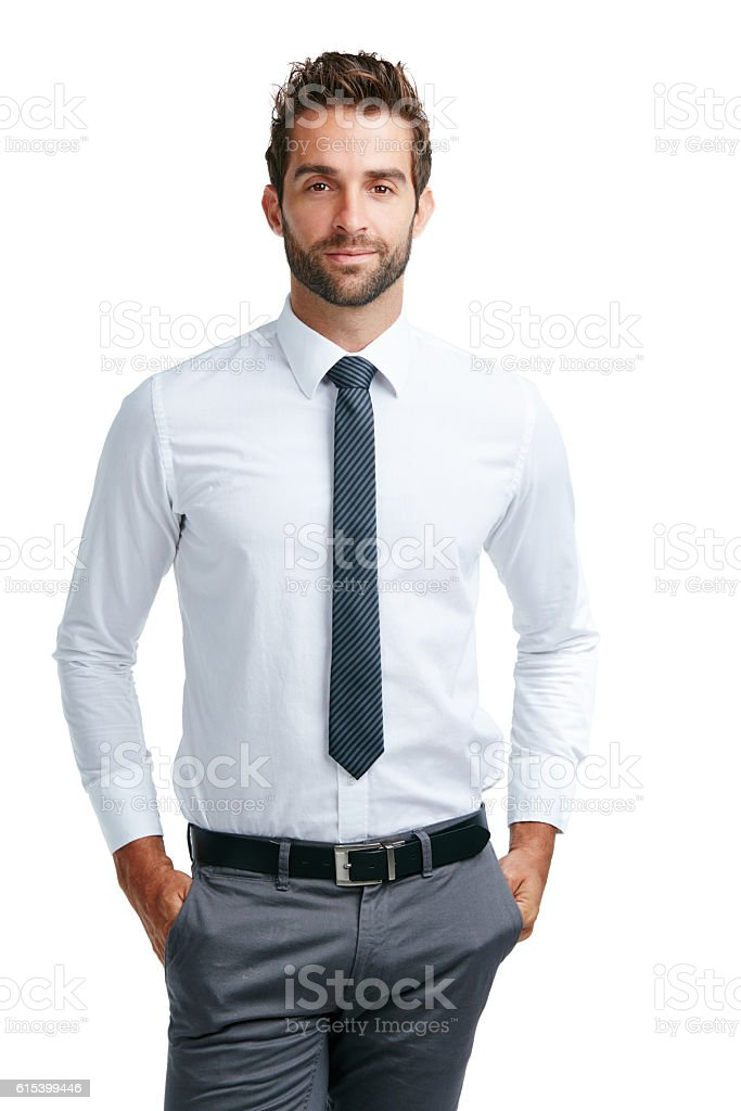 I take responsibility for my own success stock photo