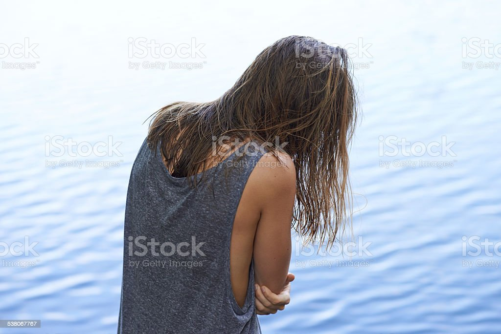 Take some time for yourself royalty-free stock photo