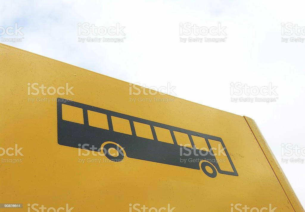 Take the Bus royalty-free stock photo
