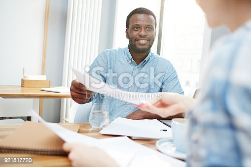 istock Take this paper 921817720