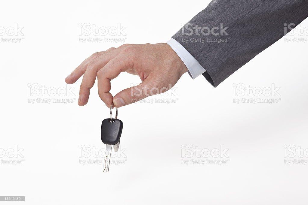 take your car key stock photo