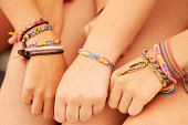 Take your friendship to the next level with friendship bracelets