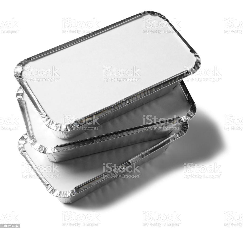 Takeaway Packaging royalty-free stock photo