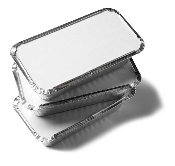 Takeaway Packaging stock photo