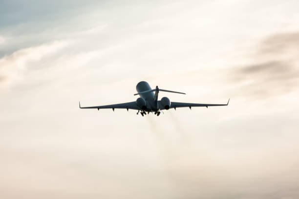 Start Business-jet – Foto