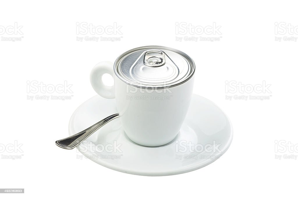Take-out coffee royalty-free stock photo