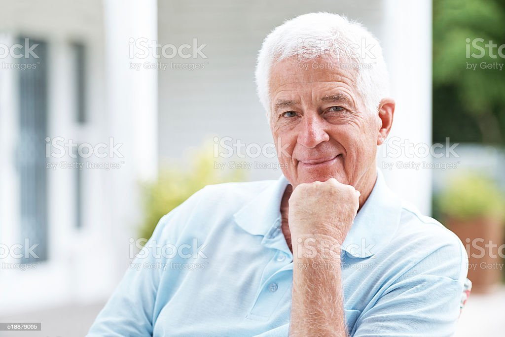 Taking a load off stock photo