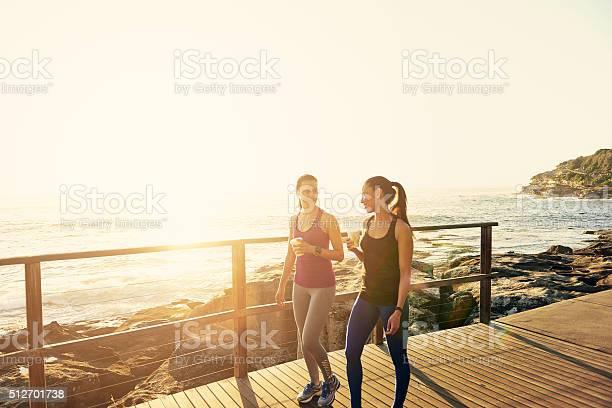 Photo of Taking a walk along the coast