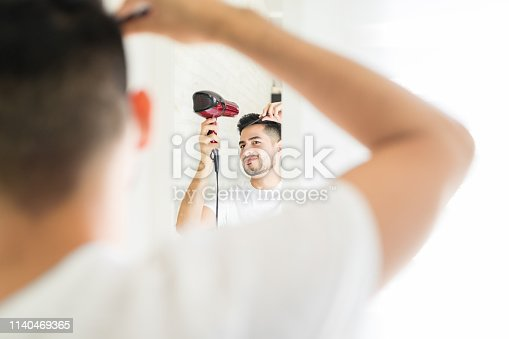 istock Taking Care Of His Personal Hygiene 1140469365