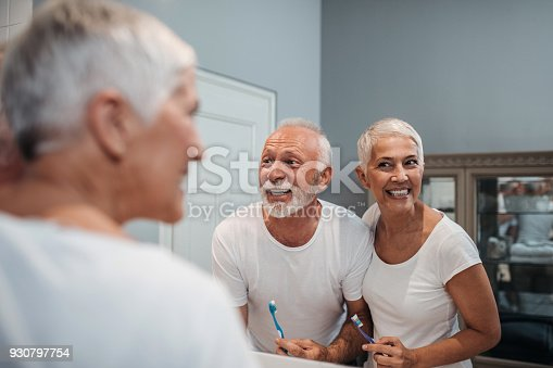istock Taking care of their smile 930797754