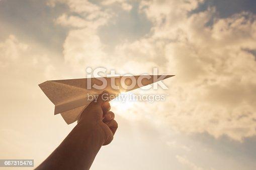 istock Taking flight! 667315476