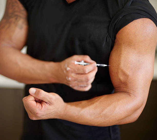 Best Testosterone Injection Stock Photos Pictures & Royalty-Free Images - iStock
