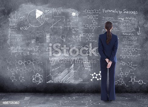 istock Taking in all the information before making a decision 466705362