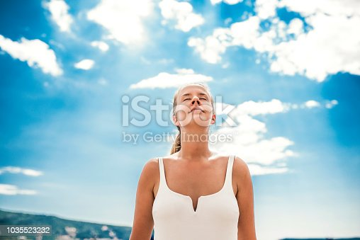 istock Taking in some fresh air 1035523232