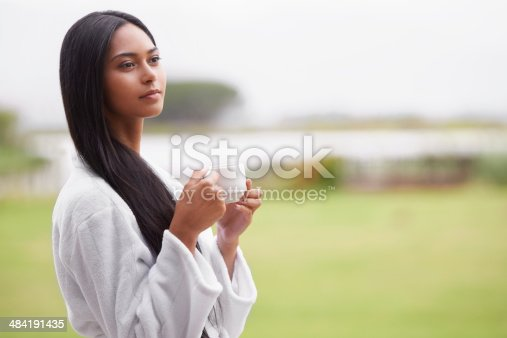 istock Taking in the view 484191435
