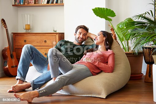 istock Taking it easy today 643640810
