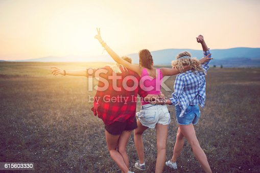istock Taking Over The World Together 615603330