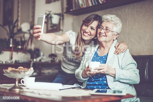 istock Taking selfies 520544006