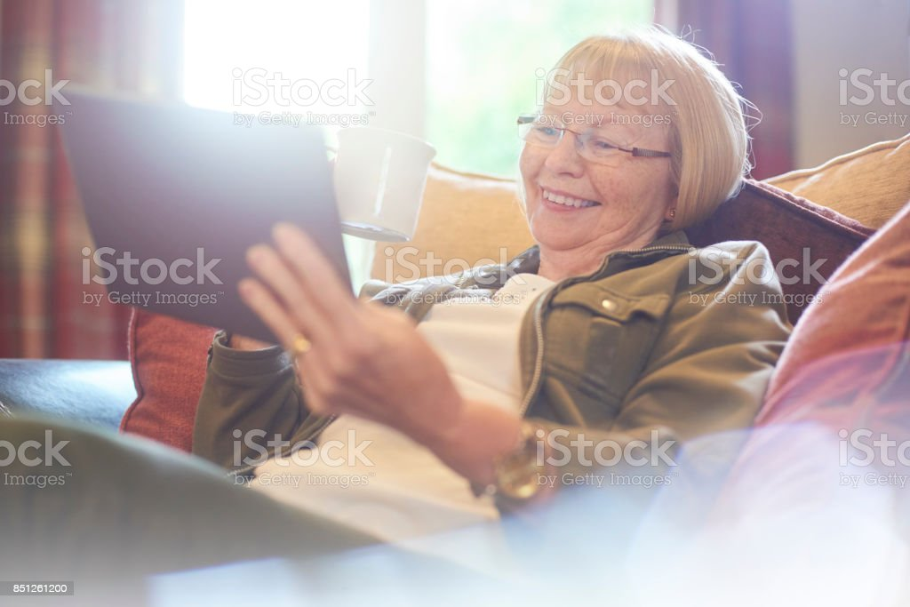 taking some time out stock photo