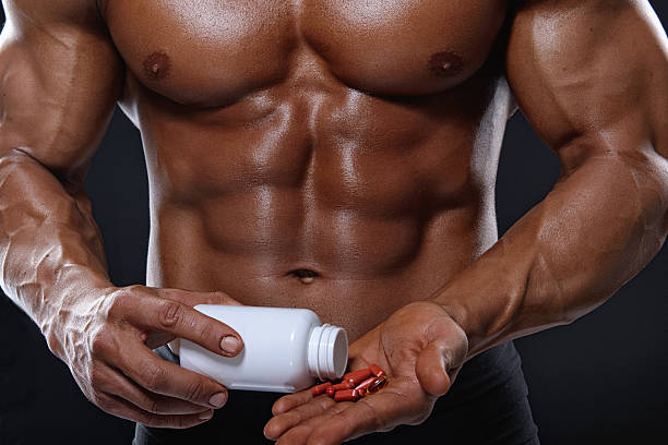 9 585 Bodybuilding Supplement Stock Photos Pictures Royalty Free Images Istock
